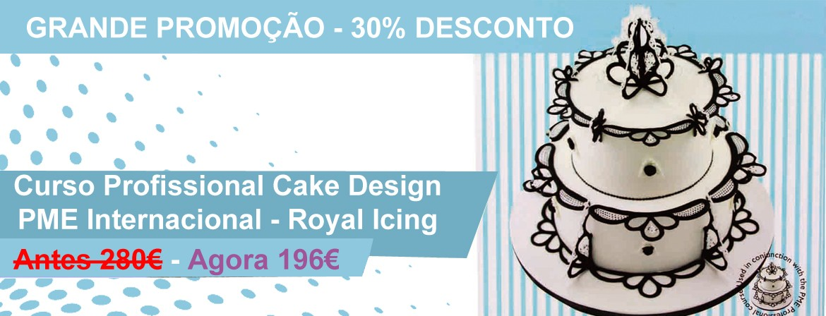 Curso Pme Royal Icing