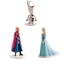 Set Frozen Elsa-Anna-Olaf