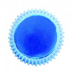 Petifures Metallic Azuis Cj.30