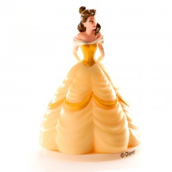 Princesa Bella 8cm PVC