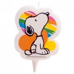 Vela Snoopy 7,5cm