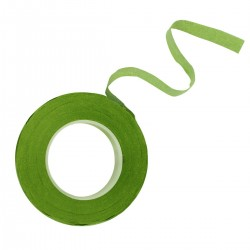 Fita de Florista Verde Brilhante 13mm x 27,4m