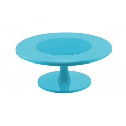 Expositor/ Prato Giratório Azul Ø35cm (L)