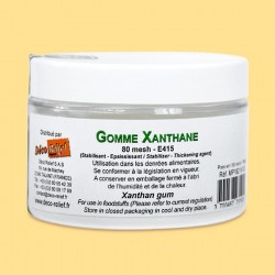 Goma Xantana (Xanthan Gum) 350g