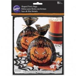 Saquinhos para Doces Halloween Cj.15