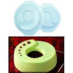 Molde Plástico Semi Frio Cj.2