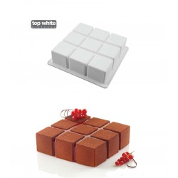 Forma Silcone Cubik