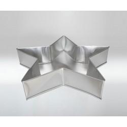 Forma para Bolo Estrela 24cm
