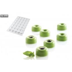 Molde Silicone Micro Savarin