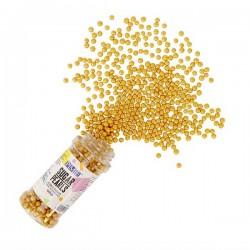 Perolas Douradas Comestiveis 60g