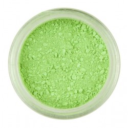 Corante Alimentar em Pó Citrus Green Rainbow Dust
