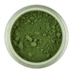 Corante Alimentar em Pó Olive Green Rainbow Dust