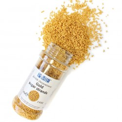 Granulados de Açucar Dourados 80g PME