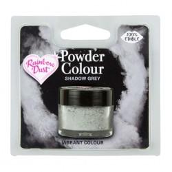 Corante Alimentar em Pó Shadow Grey (Cinzento) Rainbow Dust