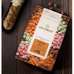 Chocolate Leite Callebaut com Sabor Caramelo 250g