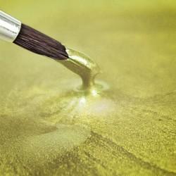 Corante Liquido Pearlescent Amarelo