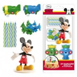 Kit Decoração Mickey com Velas