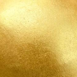 Corante Alimentar em Pó com Brilho Metallic Golden Sand savannah