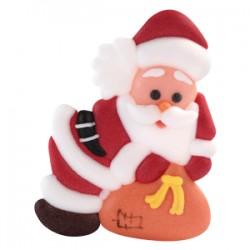 Pai Natal Açucar para Decoração Natal