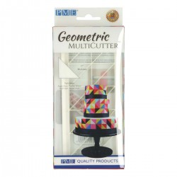 Cortante Plástico Geometrico Ángulo Recto Md PME