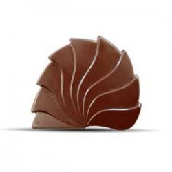 Molde para Decorações Chocolate