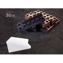 Molde Policarbonato Lego