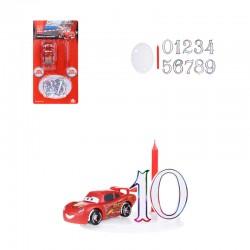 Kit de Decoração Cars (Faisca)