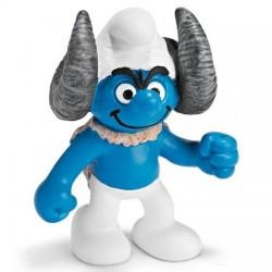 Smurf Carneiro 5cm