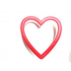 Cortante Plastico Coração