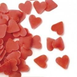 Coraçes de Açucar Vermelhos 100g