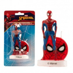 Vela Homem Aranha 3D