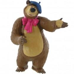 Urso Pintor ( Masha) 8,5cm