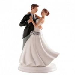 Noivos Casamento a Dançar 20cm