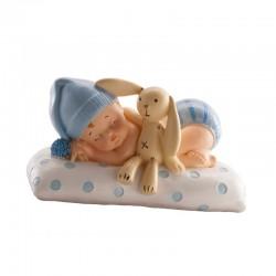 Menino Bebe Deitado