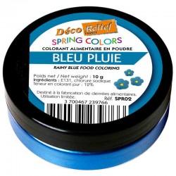 Corante Alimentar em Pó hidrossolúvel Azul 10g