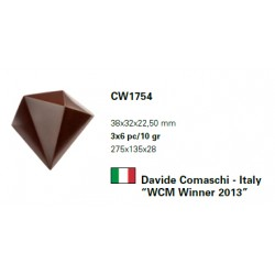 Molde Policarbonato Bombons by David Comaschi Chocolate World