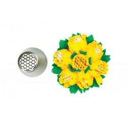 Boquilha Russa Inox Flor