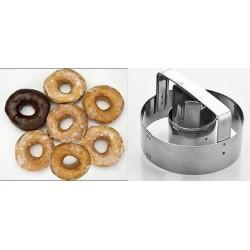 Cortante Inox Donut 7,5cm