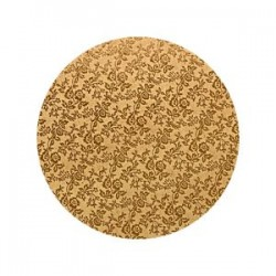 Base para Bolos Dourada 30x1,2cm
