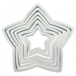 Cortantes Estrela Pme Cj.6