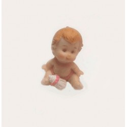 Bebe Biberon Rosa 4cm
