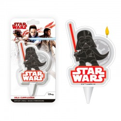 Vela Darth Vader Star Wars 7cm