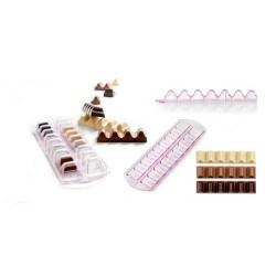 Molde para Chocolate Chocobar