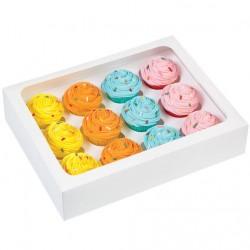 Caixa Mini Cupcakes