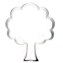 Cortante Inox Árvore 6cm