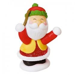 Pai Natal Açúcar e Gelatina