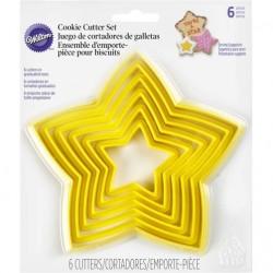 Cortantes Estrela Cj6