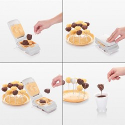 Molde Cake Pops - 6 Formas