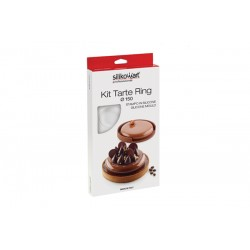 Kit Tarte Ring Ø150 Silikomart