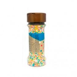 Granulado Bolinhas Multicoloridas 70g